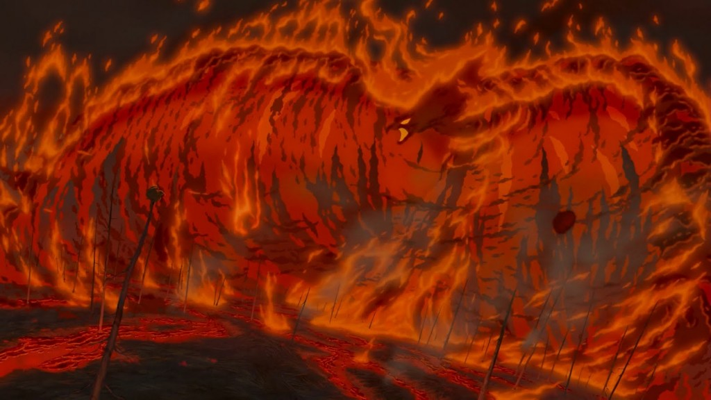 The Firebird getting its flame on  Fantasia 2000 picture image