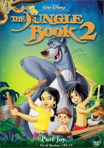 The Jungle Book 2 picture image