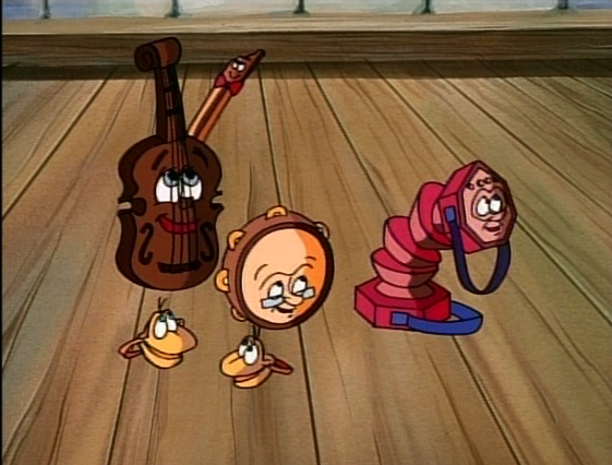 The Annoying Instruments Enchanted Tales Hunchback of Notre Dame