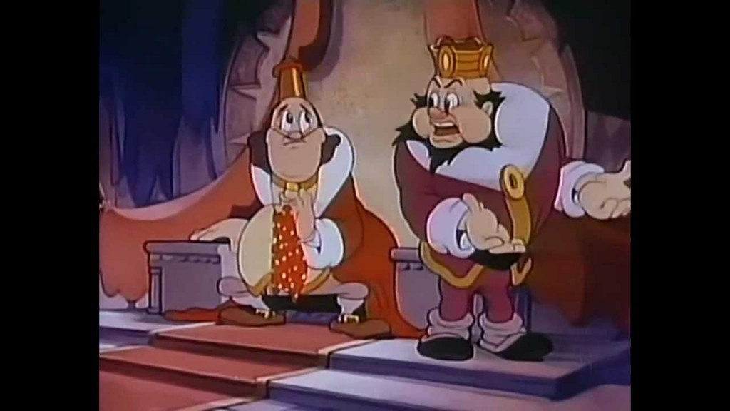 King Little and King Bombo Guillver's Travels picture image