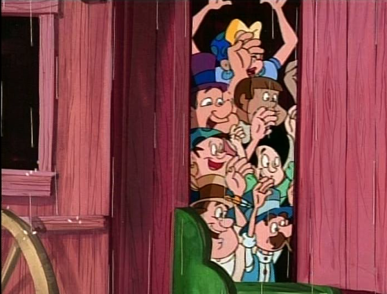 Random People  Enchanted Tales Hunchback of Notre Dame picture image