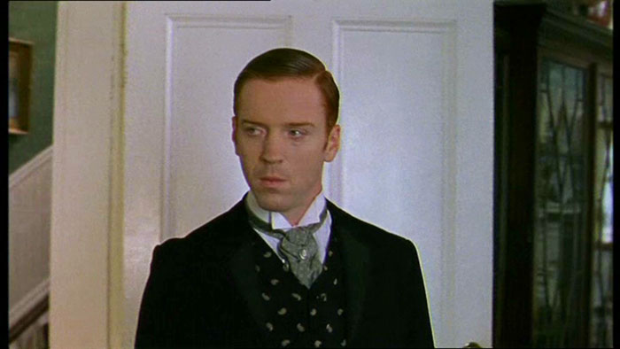 Damian Lewis as Soames Forsyte from the 2002 version of The Forsyte picture image