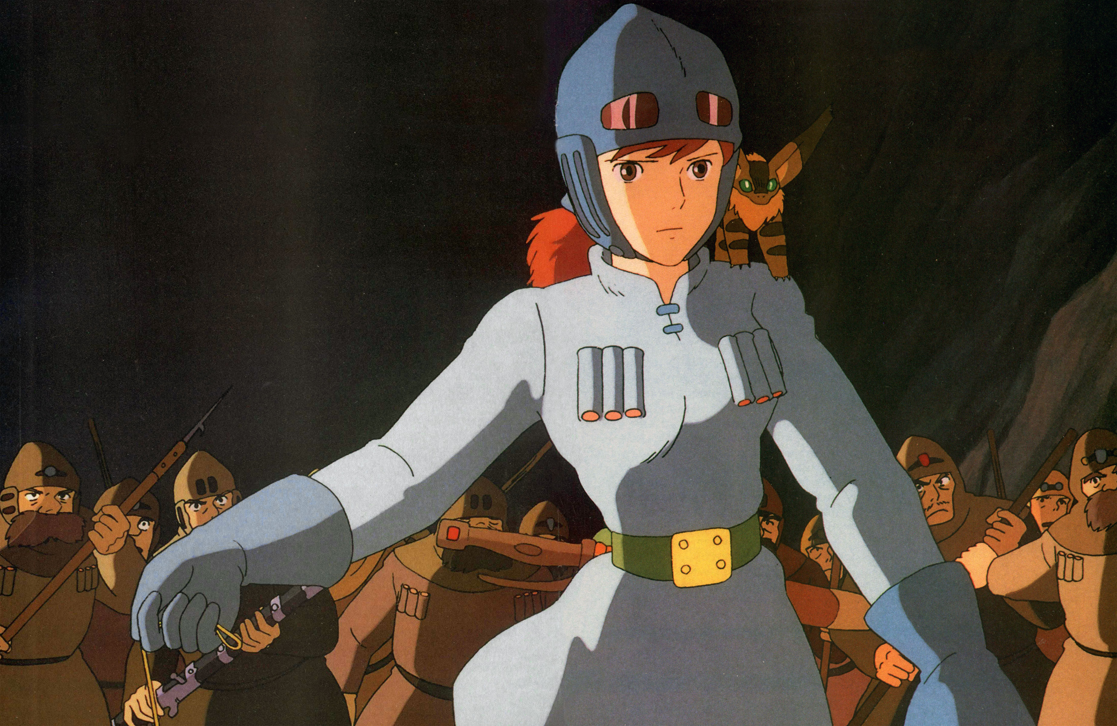 nausicaa of the valley of the wind if i lived in this world i