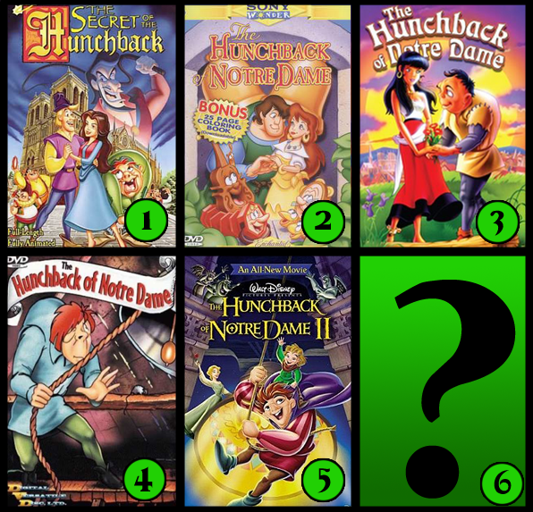 The Worst Hunchback Version Poll picture image