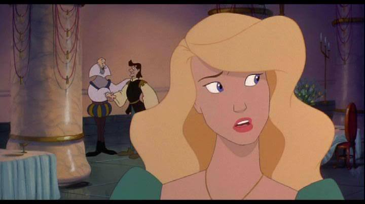 Odette The Swan Princess  picture image