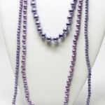 Purple Bead Necklace for the 1923 Esmeralda picture image