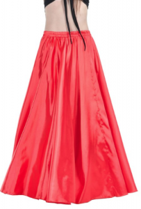 Red Skirt  for 1956 Esmeralda picture image