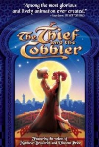 The Thief And The Cobbler picture image