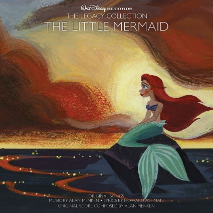 Walt Disney Records The Legacy Collection: The Little Mermaid by Lorelay Bove picture image