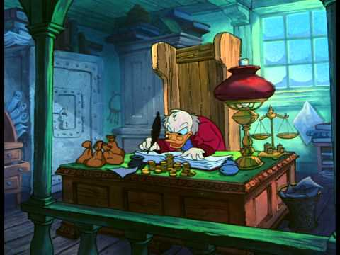 Scrooge in Mickey's Christmas Carol  Mickey's Magical Christmas:  Snowed in at the House of Mouse  picture image