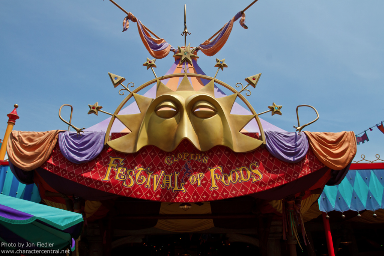 Clopin's Festival of Foods, Hong Kong Disneyland picture image