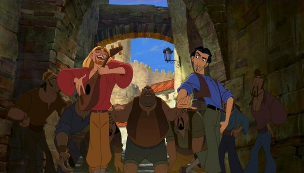 Tulio & Miguel The Road to El Dorado picture image