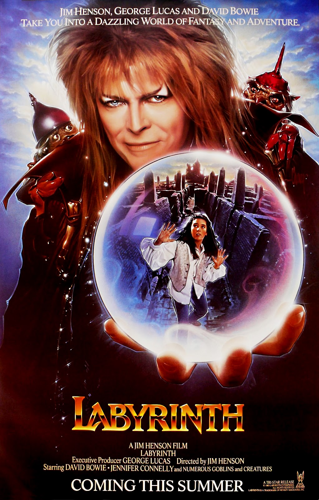 Labyrinth Review; She literally crashed the party – The ... Labyrinth 1986 Sarah