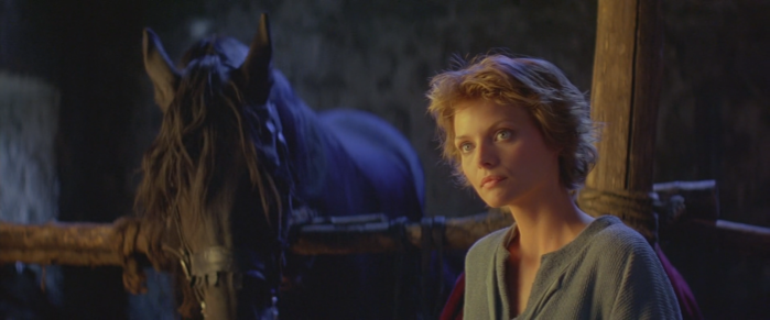 Michelle Pfeiffer as Isabeau Ladyhawke picture image