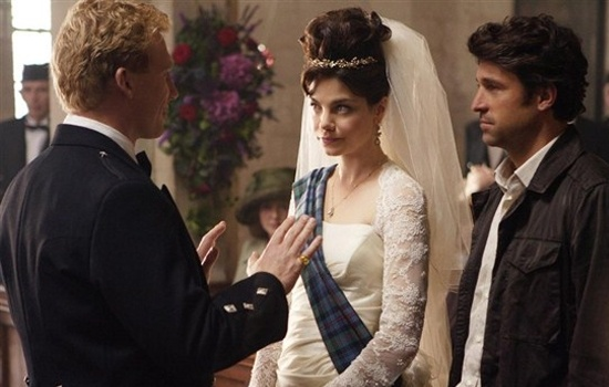Hannah and Tom with Colin Patrick Dempsey, Michelle Monaghan, and Kevin McKidd Made of Honor picture image