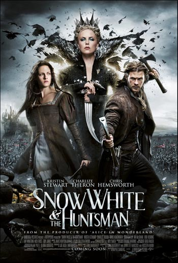 Snow White and the Huntsmen picture image