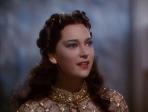 June Duprez as the Princess The Thief of Bagdad 1940