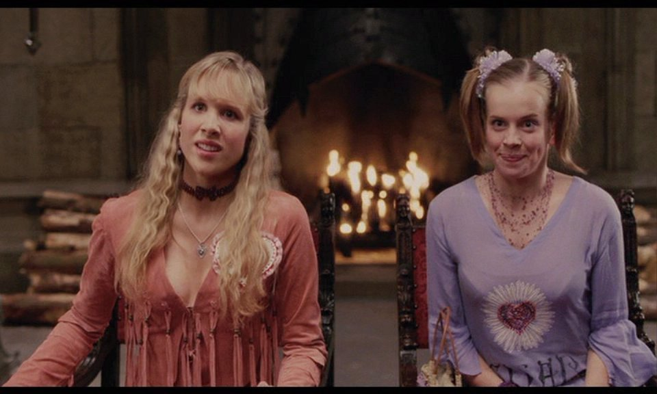 Lucy Punch as Hattie and Jennifer Higham as Olive Ella Enchanted picture image