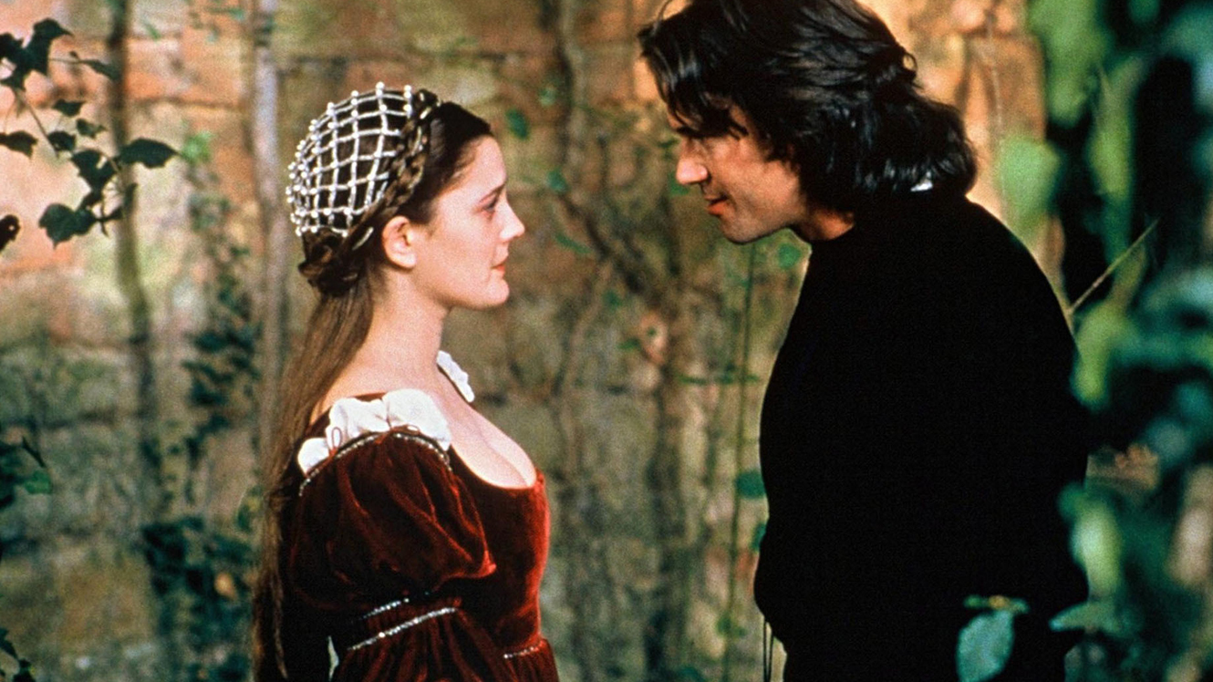 Drew Barrymore as Danielle and Dougray Scott as Prince Henry Ever After: A Cinderella Story picture image