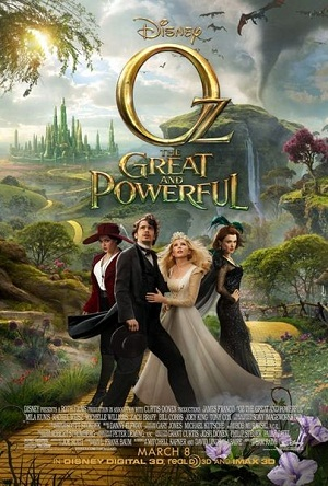 Oz The Great and Powerful picture image