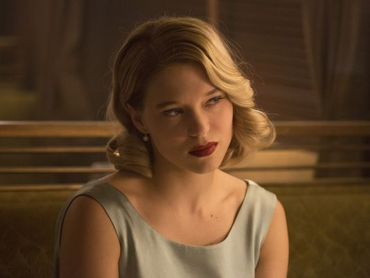 Lea Seydoux as Madeleine Swann in Spectre picture image