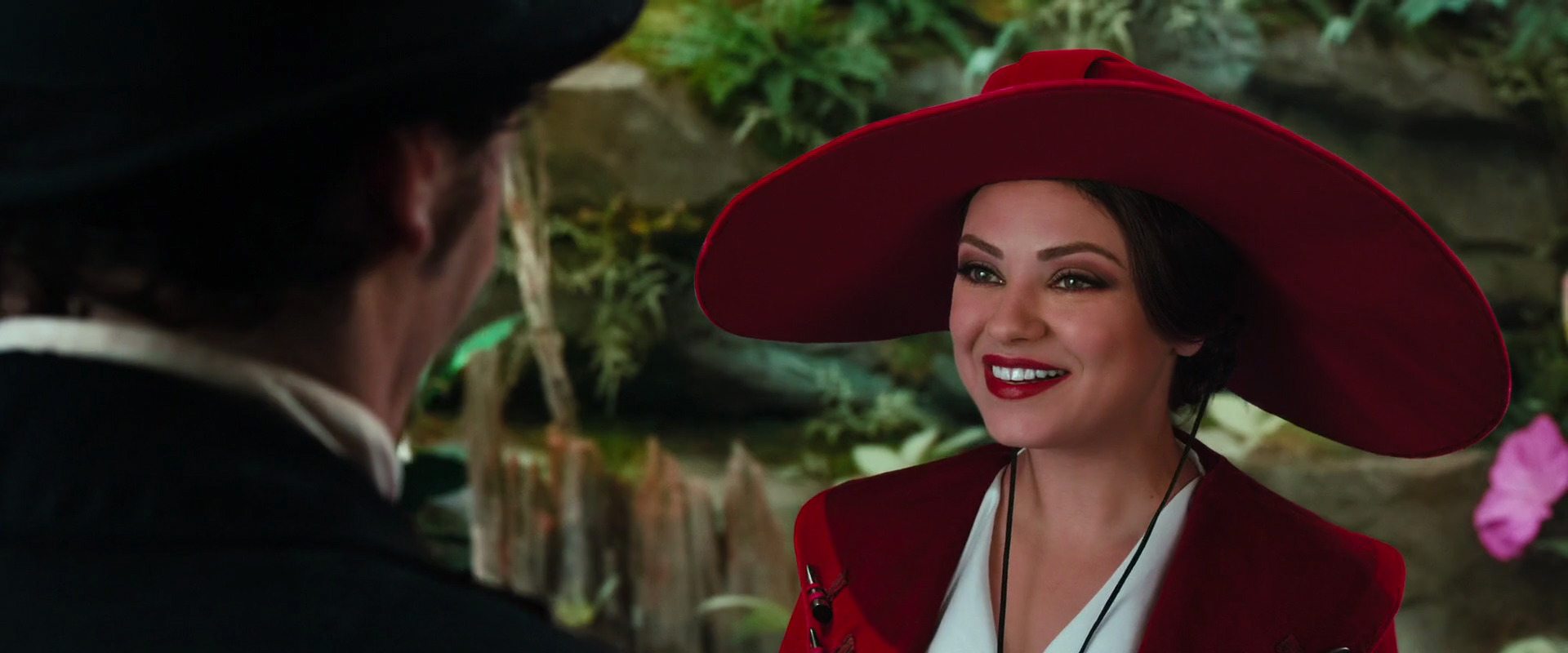 Mila Kunis as Theodora Oz The Great and Powerful picture image