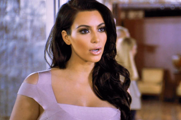 Kim Kardashian as Ava from emptation: Confessions of a Marriage Counselor picture image