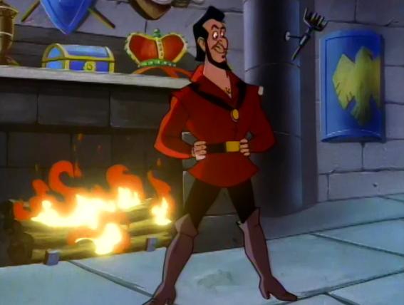 Frollo The Secret of the Hunchback picture image