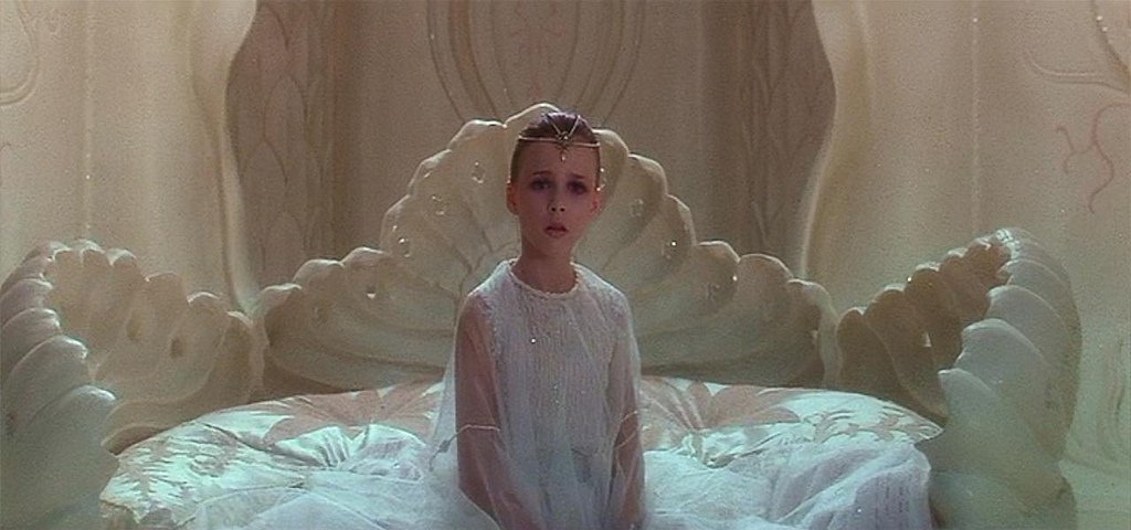 Tami Stronach as The Childlike Empress, The Neverending Story picture image