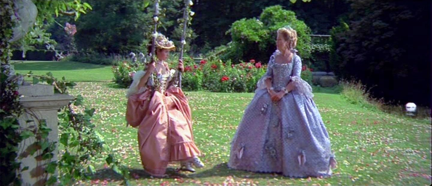 Gemma Craven as Cinderella and Annette Crosbie as the Fairy Godmother The Slipper and the Rose Cinderella picture image