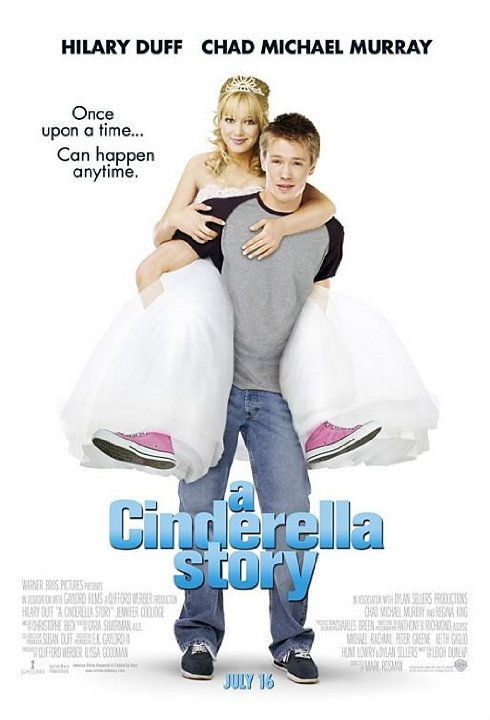 A Cinderella Story 2004 picture image