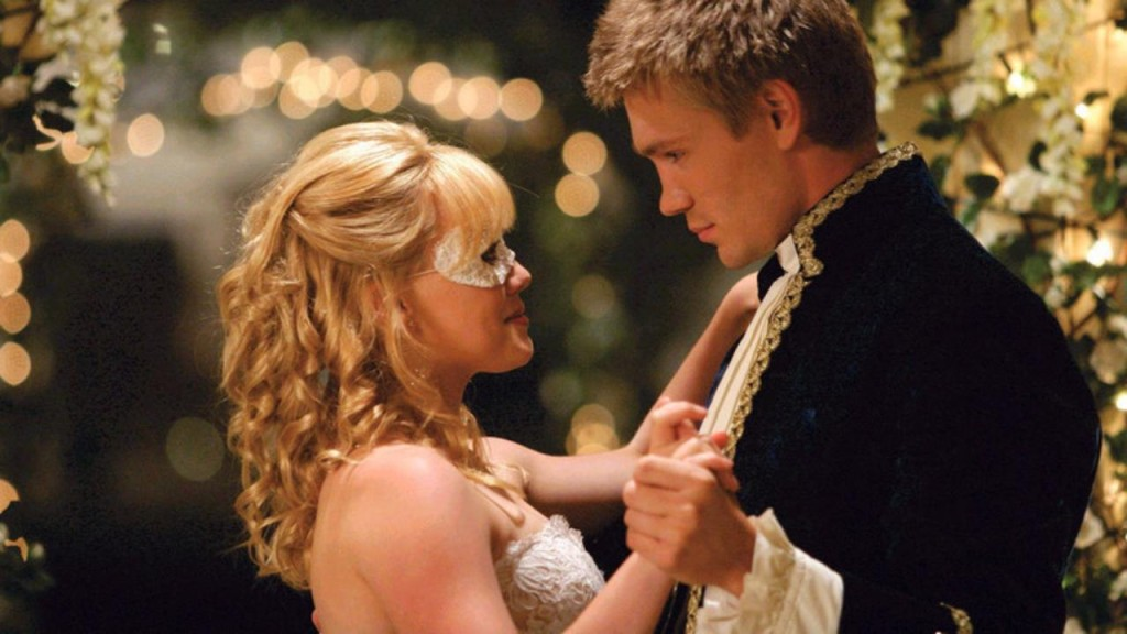 Hilary Duff as Sam & Chad Michael Murray as Austin A Cinderella Story 2004 picture image