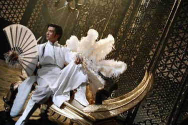 Nicholas Tse as Duke Wuhuan The Promise picture image review