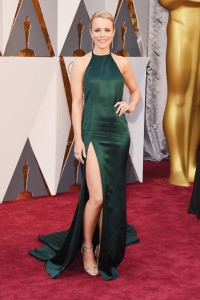 Rachel Mcadams wearing an August Getty Atelier dress at 2016 Oscars Image Source: Getty / Jason Merritt picture