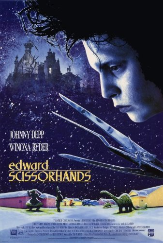 Edward Scissorhands picture image