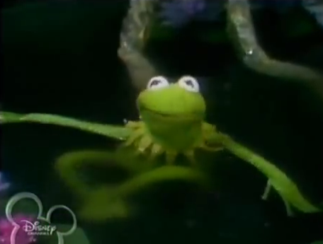 Kermit Jim Henson's The Frog Prince picture image