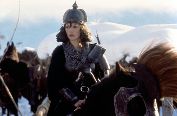 Joanne Whalley as Sorsha Willow picture image