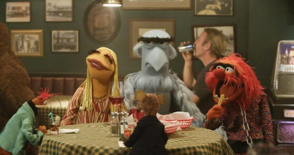 Sam the Eagle & Janice, ABC's Muppets picture image