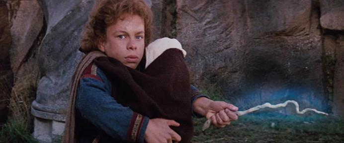 Warwick Davis as Willow Willow picture image
