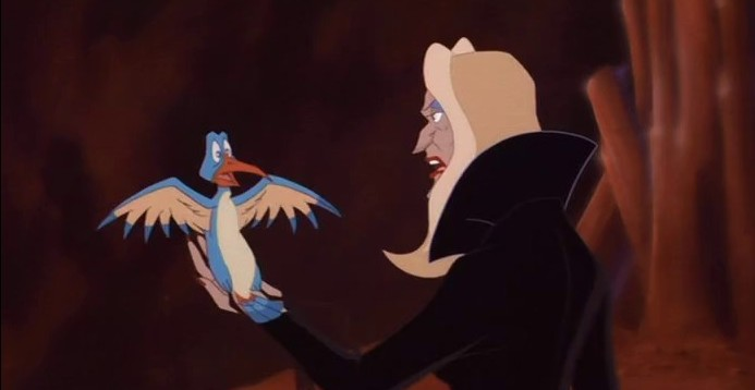 Zelda and Whizzer The Swan Princess: The Mystery of the Enchanted Treasure picture image