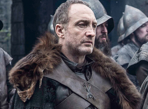 Michael McElHatton as Roose Bolton in Game of Thrones picture image
