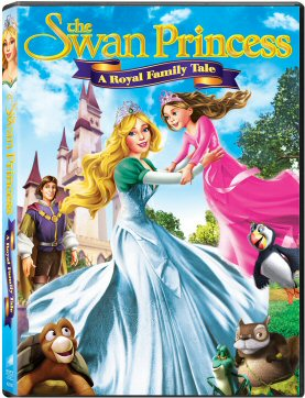 The Swan Princess: A Royal Family Tale picture image