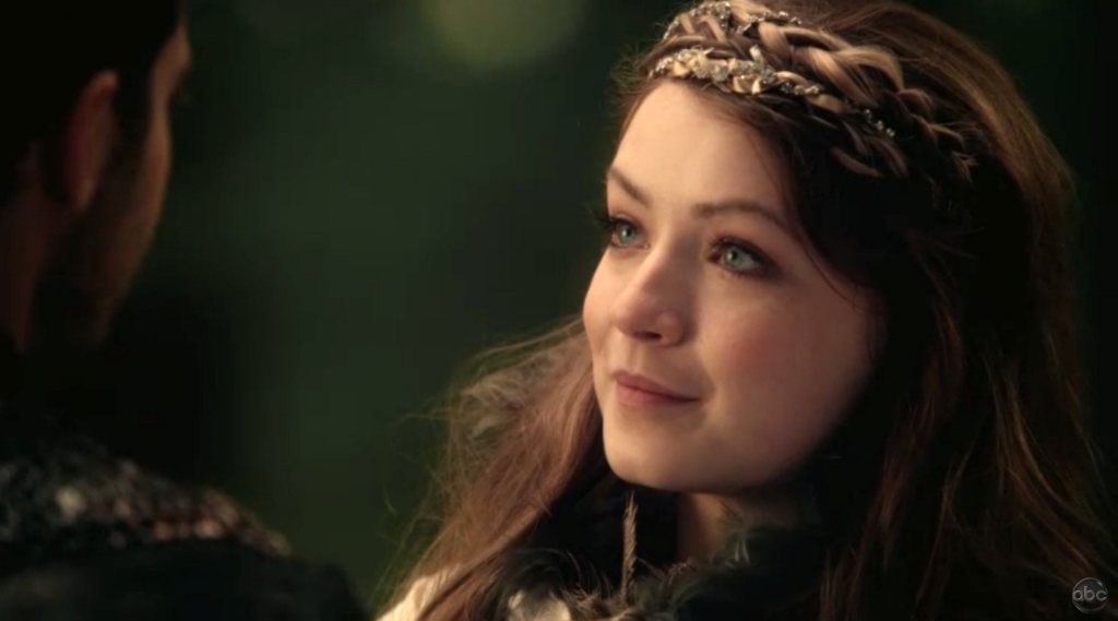 Sarah Bolger as Aurora, Once Upon a Time picture image
