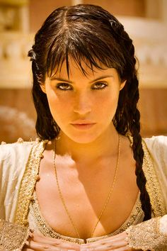 Gemma Arterton as Princess Tamina in Prince of Persia: The Sands of Time picture image