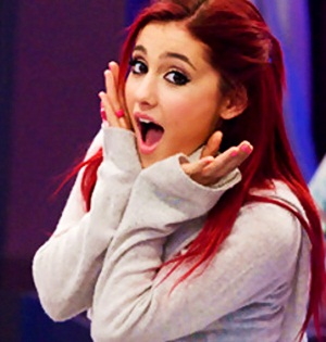 Ariana Grande as Cat Valentine, Victorious picture image