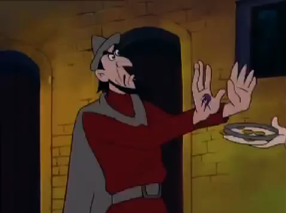 Frollo Other Burbank Hunchback of Notre Dame picture image
