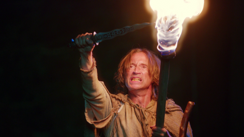 Robert Carlyle as Rumpelstiktskin ABC's Once Upon a Time, Desperate Souls picture image
