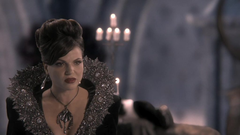 Lana Parrilla as the Evil Queen ABC's Once Upon a Time, The Heart is a Lonely Hunter picture image