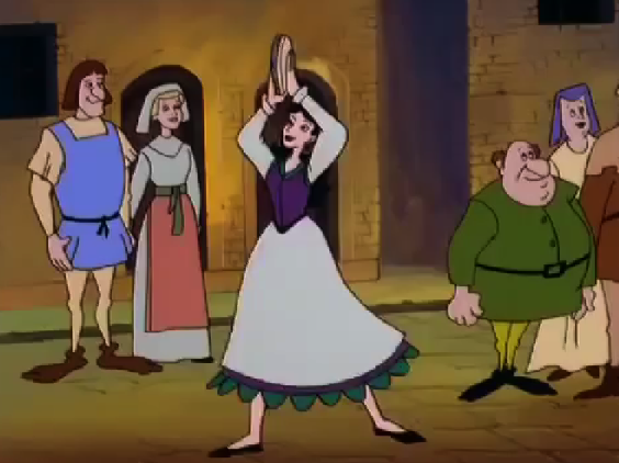 Esmeralda Other Burbank Hunchback of Notre Dame picture image