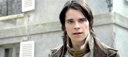 Hans Matheson as Marius Les Miserables 1998 picture image